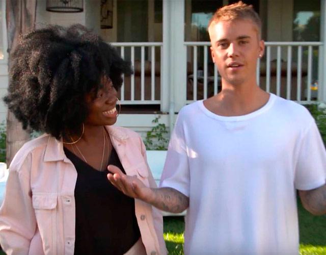 Así te enseña su mansión Justin Bieber en Los Ángeles