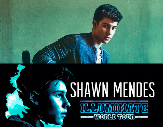 Shawn Mendes confirma conciertos en España de su 'Illuminate World Tour'