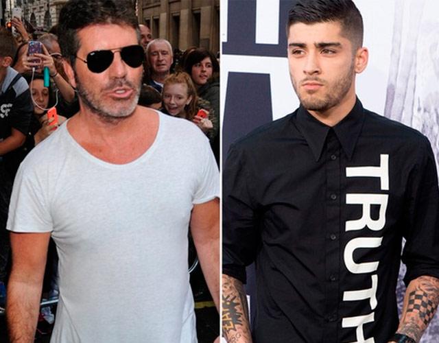 "Simon Cowell a Zayn: ""siento haberte hecho famoso"""