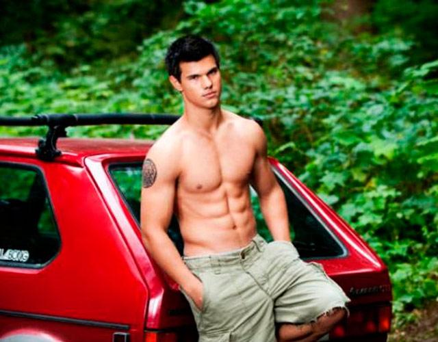 Las mejores fotos de Taylor Lautner sin camiseta