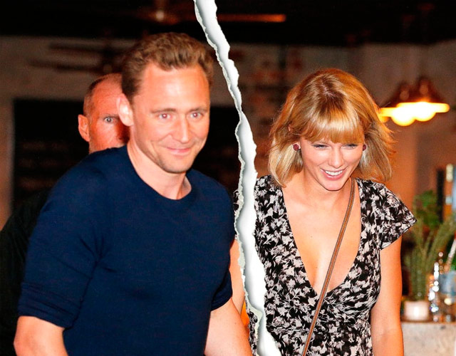 ¿Por qué han roto Taylor Swift y Tom Hiddleston?