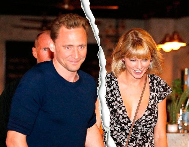 ¿Por qué han roto Taylor Swift y Tom Hiddleston?