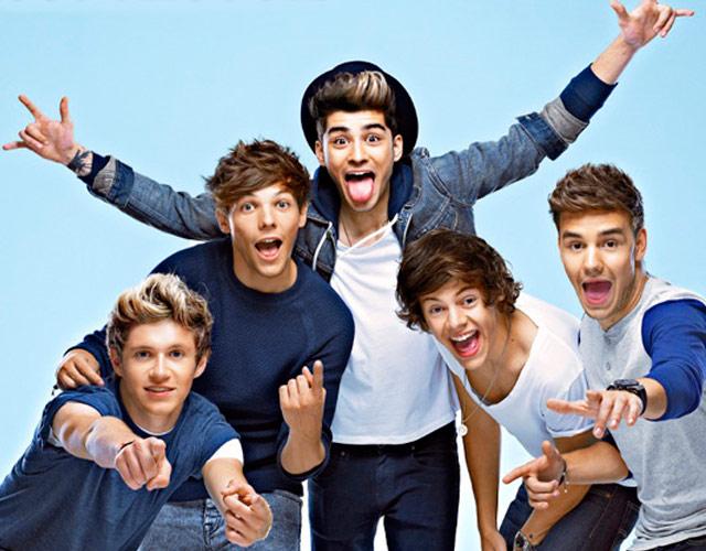 Las 5 mejores canciones de One Direction