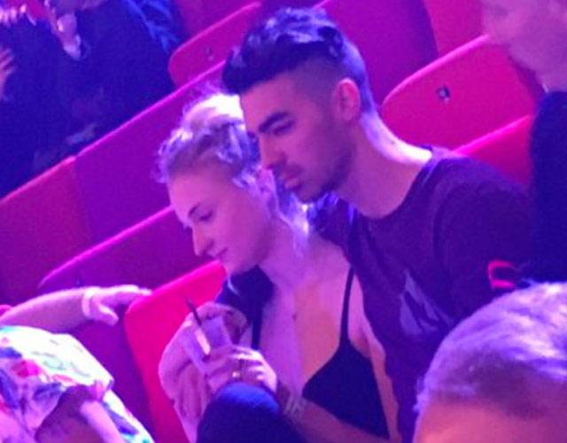 ¿Están juntos Joe Jonas y Sophie Turner?