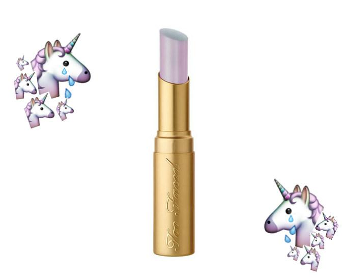 ¿Conoces ya el pintalabios de unicornio que se ha hecho viral?