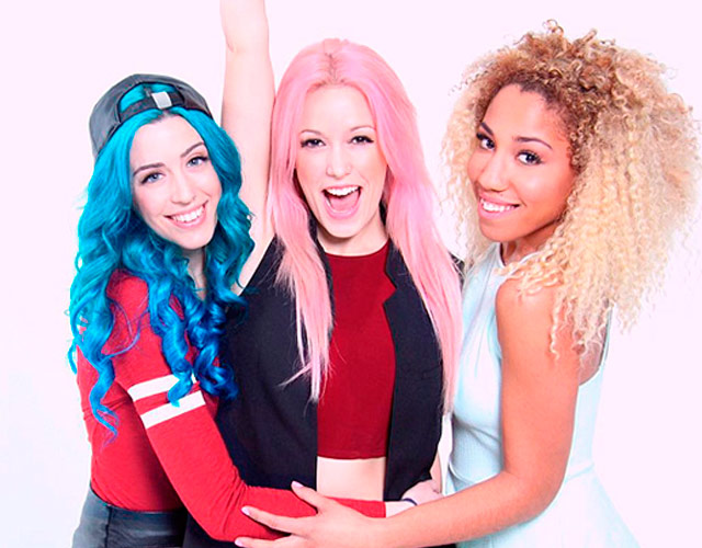Conciertos gratis de Sweet California con Vodafone yu Music Shows