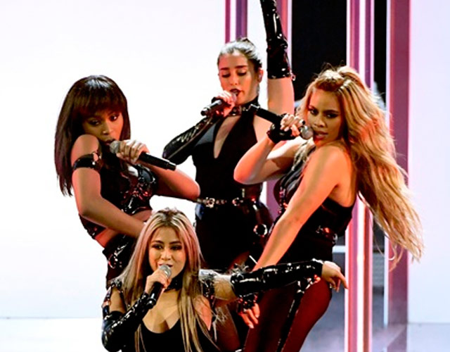 Primera actuación de Fifth Harmony sin Camila en los People's Choice Awards