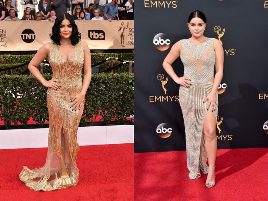 Están acusando a Ariel Winter de querer ser como Kylie Jenner