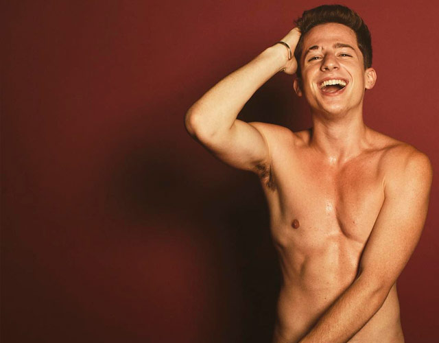 Las mejores fotos de Charlie Puth sin camiseta