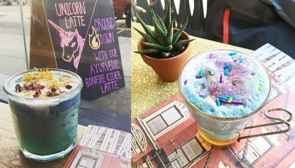 La 'comida de unicornio' está volviendo loco a todo el mundo en Instagram