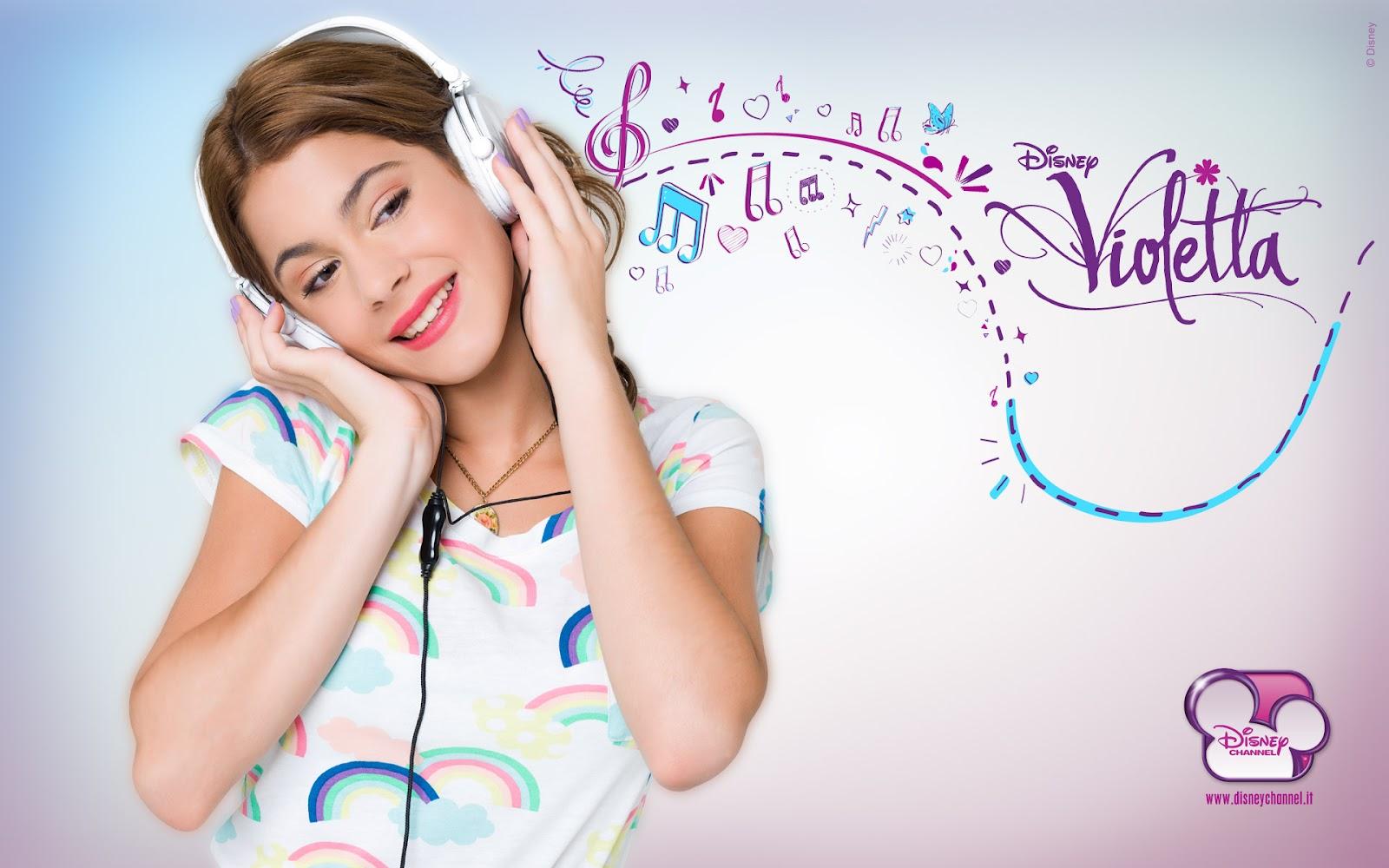 Las 5 mejores canciones de Violetta