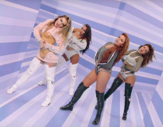 Vídeo de 'Touch' de Little Mix