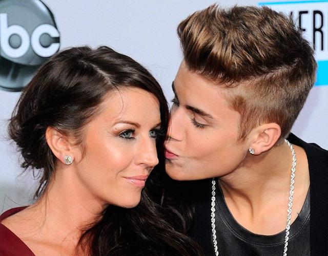 La madre de Justin Bieber apoya a Donald Trump
