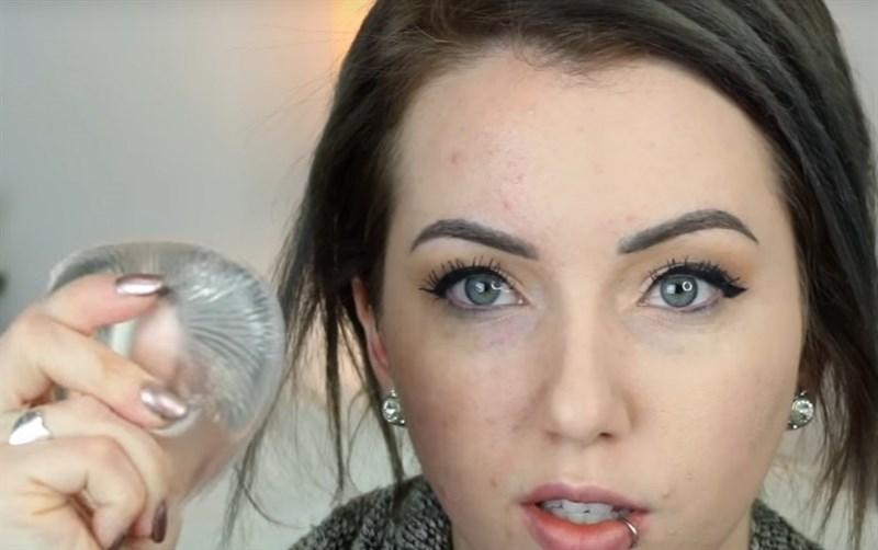 Alucina con la nueva esponja de maquillaje transparente que está arrasando