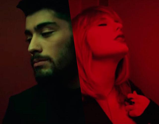 Se estrena el vídeo de Zayn y Taylor Swift, 'I Don't Wanna Live Forever'
