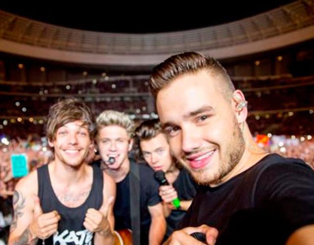 El falso selfie de One Direction