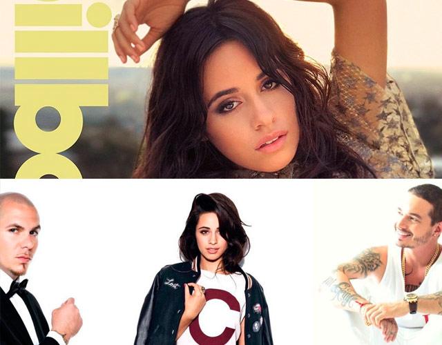 Así suena 'Hey Mama' de Camila Cabello, Pitbull y J Balvin