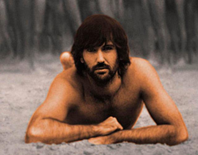 Así es David Otero sin camiseta después de El canto del loco y El Pescao