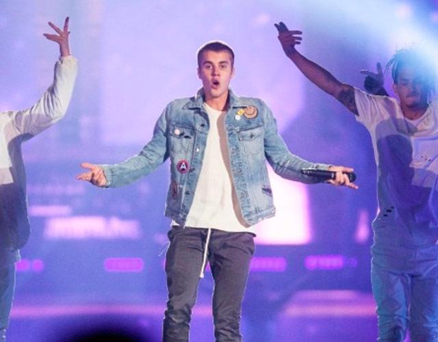 Polémica por el playback de Justin Bieber en México