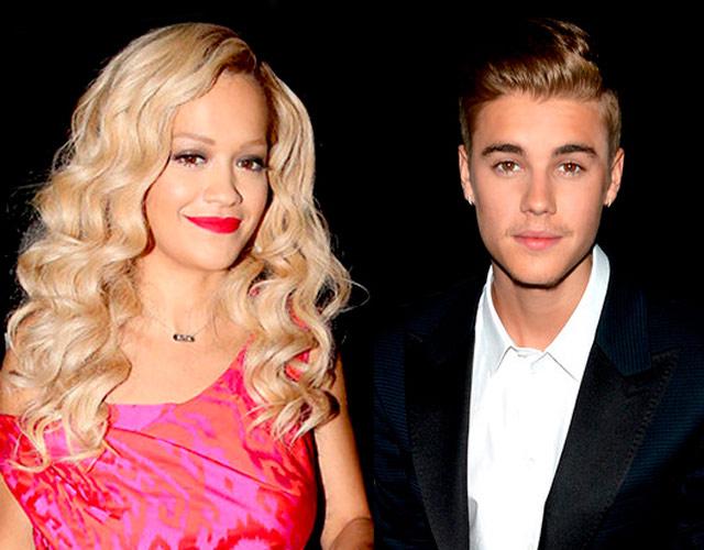 Justin Bieber y Rita Ora cantando juntos, ¿o algo más?