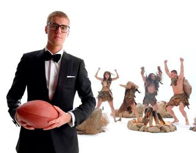El anuncio de Justin Bieber para la Super Bowl 2017