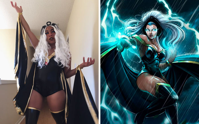 Así lucha esta chica contra el racismo en el cosplay