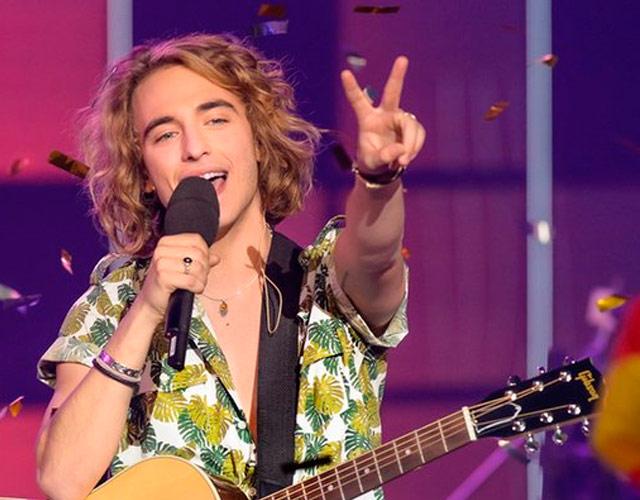 Manel Navarro, en Eurovisión 2017 tras un gran drama