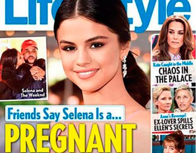Selena Gómez, ¿embarazada, esperando un bebé con The Weeknd y preparando boda?