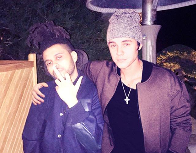 """The Weeknd canta: """"soy mejor que Justin Bieber en el sexo"""""""