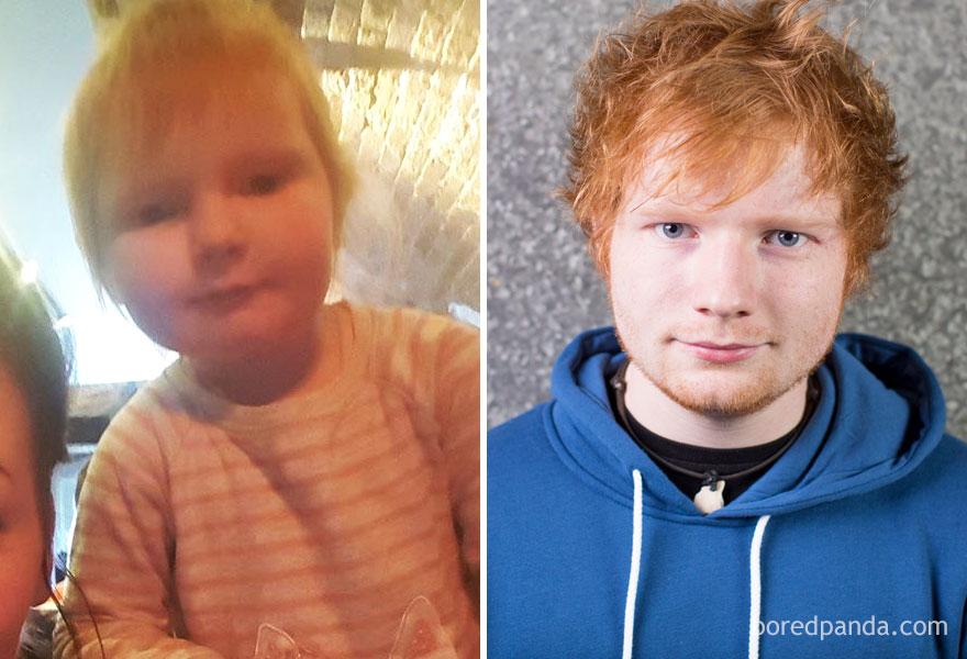 Bebés que se parecen DEMASIADO a famosos
