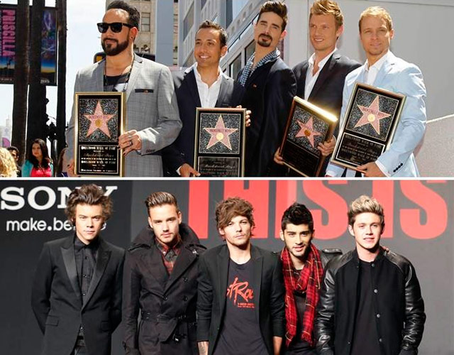 Backstreet Boys critican a One Direction y Justin Bieber