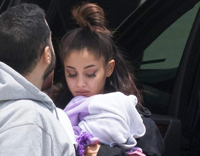 Ariana Grande suspende su gira tras los atentados en Manchester