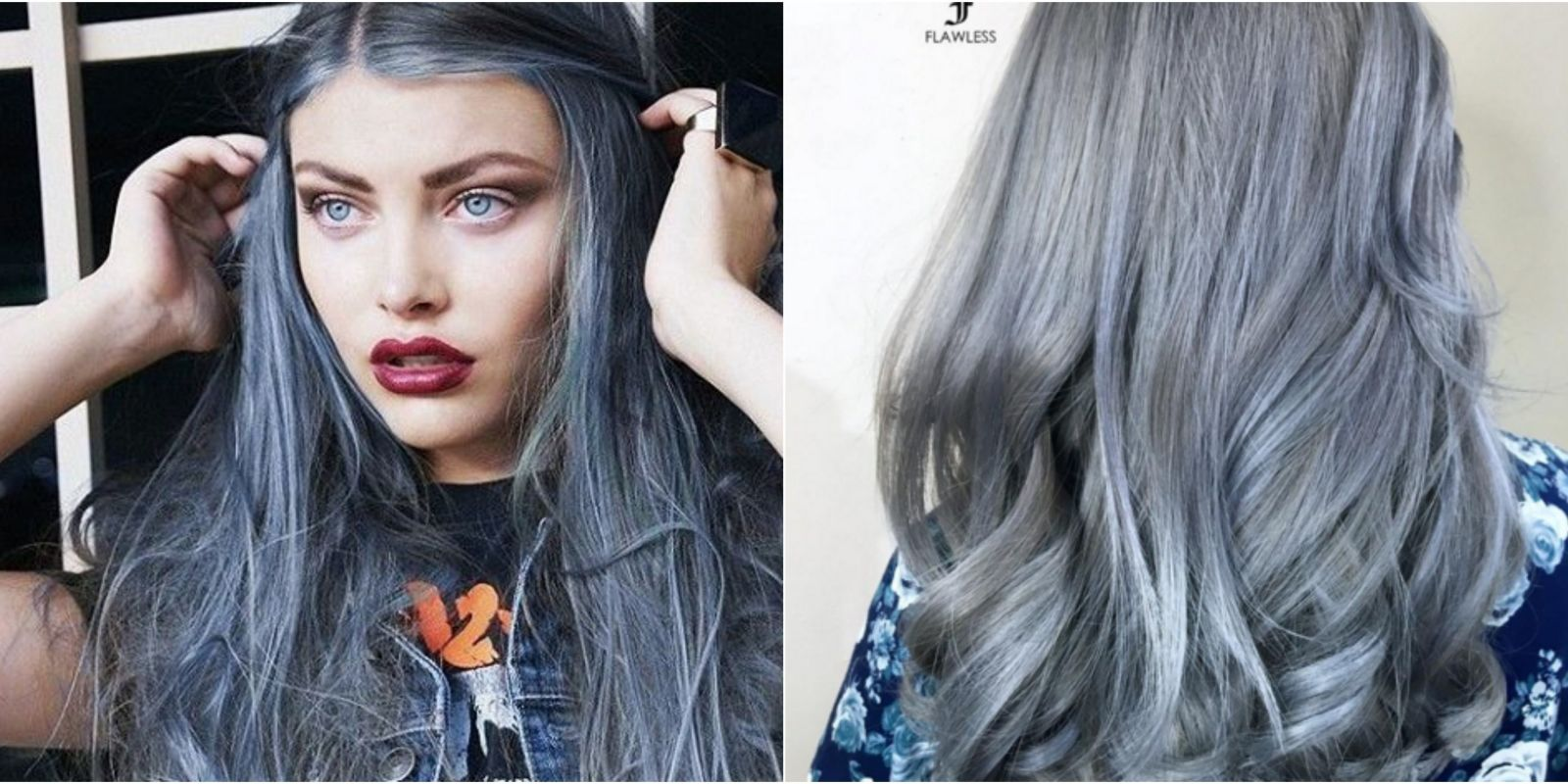 denim hair tendencia pelo