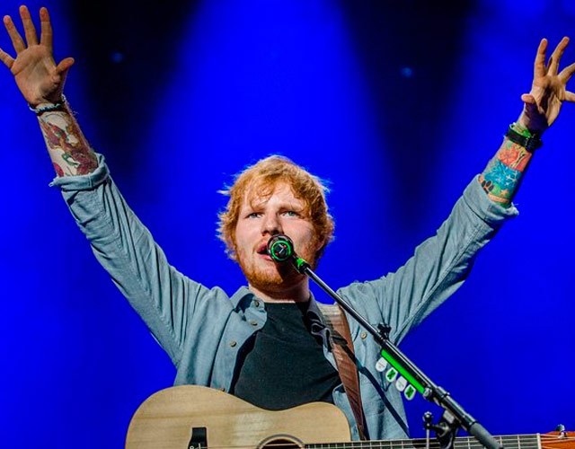 Ed Sheeran lanza vídeo para 'Galway Girl'