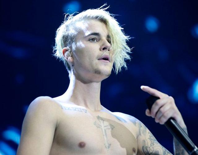 Justin Bieber tiene conjuntivitis