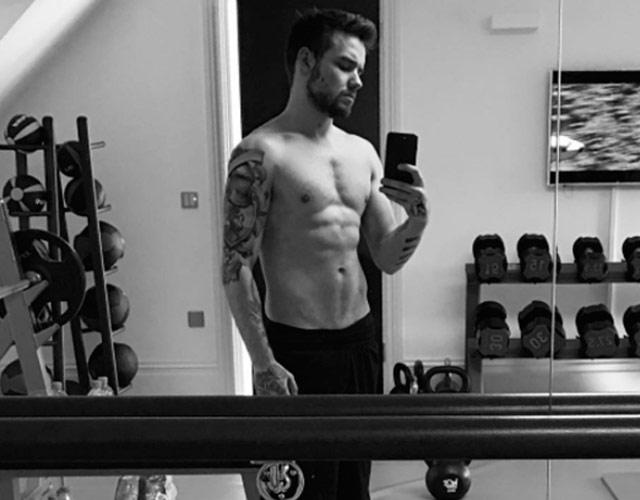 Teaser del single de Liam Payne sin camiseta
