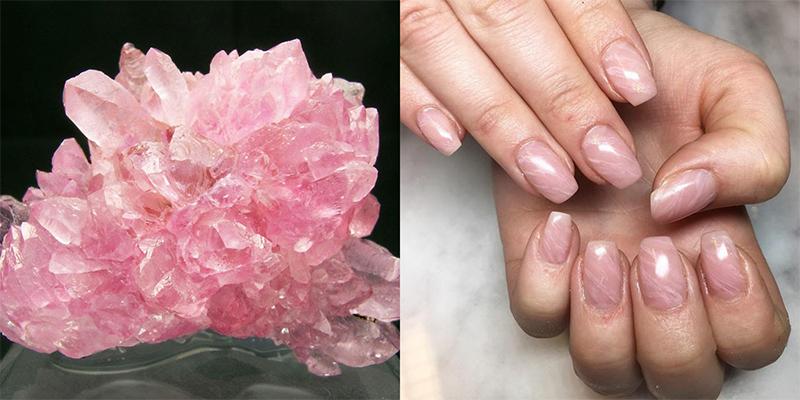 Uñas de cuarzo: como convertir tus uñas en las más bonitas