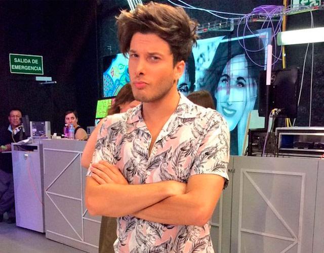 Blas Cantó, ¿sale del armario en directo en 'Sálvame'?