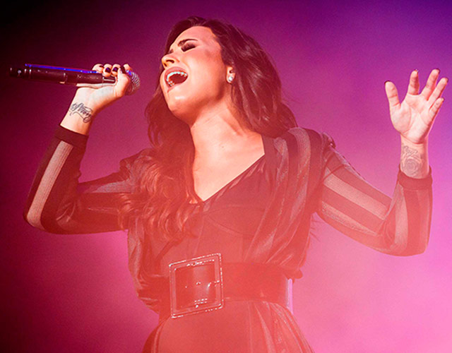 Demi Lovato anuncia 'Sorry Not Sorry', nuevo single