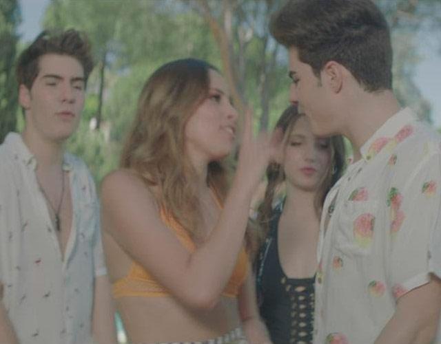 Gemeliers y Ventino, juntos en el vídeo de 'Duele'