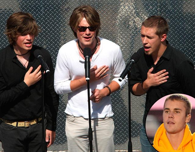 Hanson critican duramente a Justin Bieber