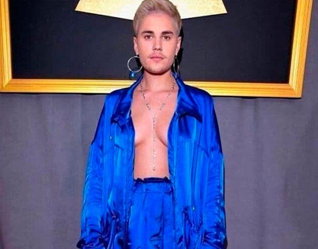La foto de Justin Bieber travestido que triunfa en Instagram