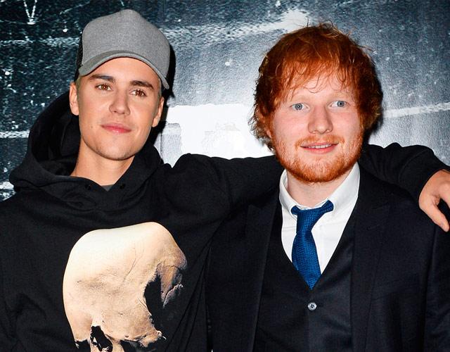 Justin Bieber robó 'Despacito' a Ed Sheeran