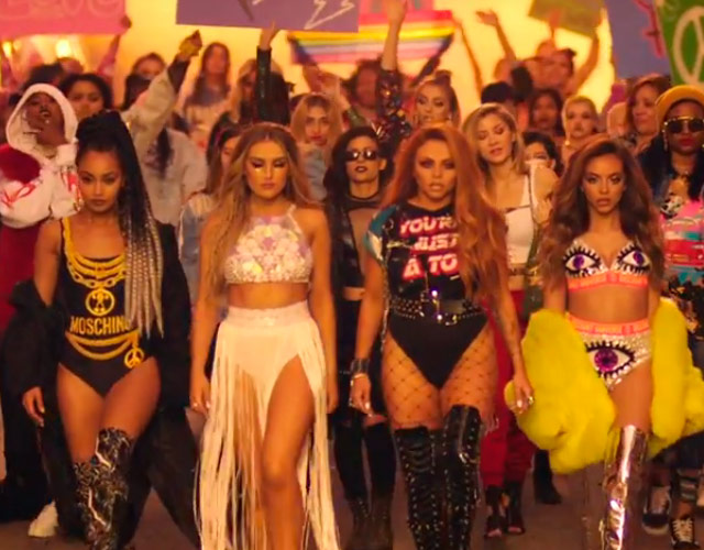 Little Mix estrenan vídeo para 'Power'