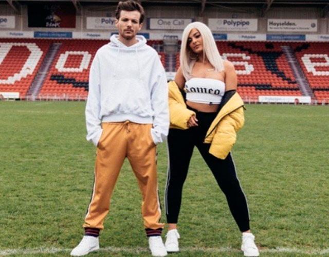 Louis Tomlinson y Bebe Rexha anuncian dueto, 'Back To You'