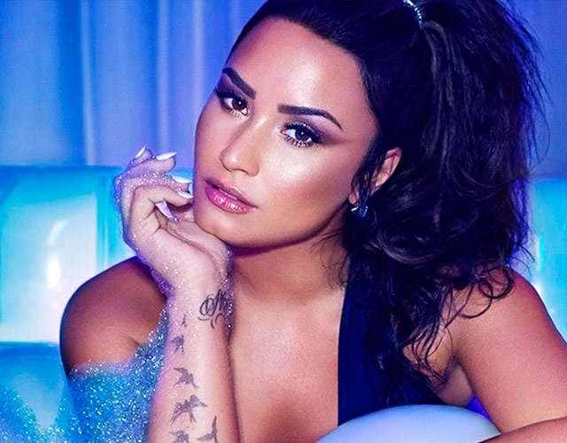 Demi Lovato estrena 'Sorry Not Sorry', nuevo single