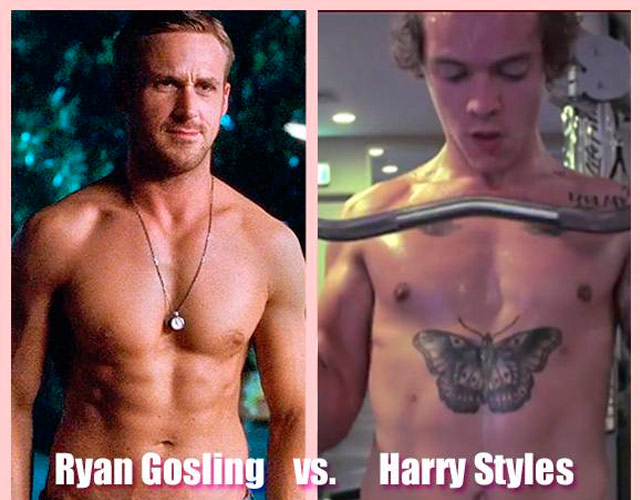 ¿Qué celebrity acelera el corazón de Harry Styles?