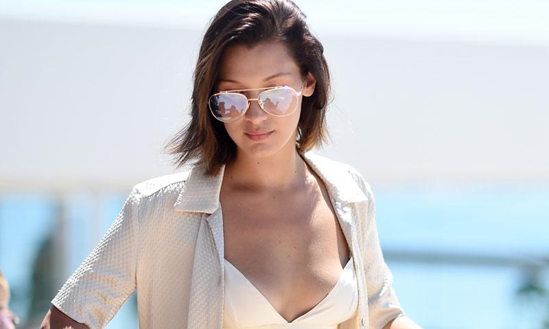 Por qué todo el mundo querrá copiar el nuevo corte de pelo de Bella Hadid