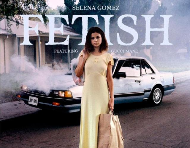 Selena Gómez estrena 'Fetish', nuevo single