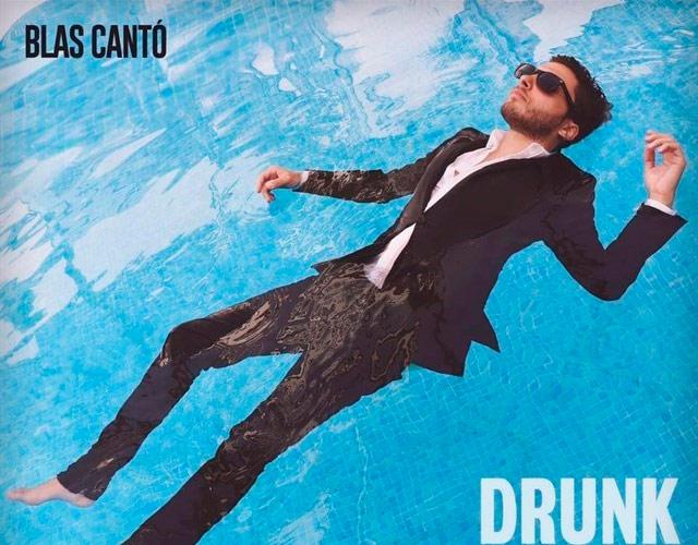 Blas Cantó estrena 'Drunk And Irresponsible', nuevo single